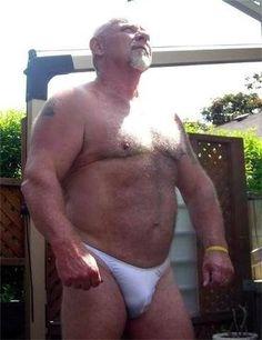 .Hot older men