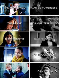 All innocence can be lost #theflash