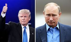'Let's fight ISIS together' Donald Trump and Putin to WIPE OUT evil terror group