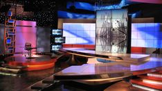 Al Shams - Dubai - Talk Shows Set Design - 2
