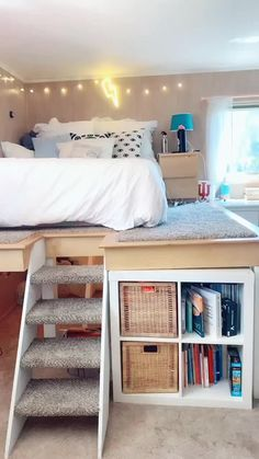Cute Bedroom Ideas, Cute Room Decor, Room Ideas Bedroom, Small Room Bedroom, Bedroom Layouts, Bedroom Decor, Room Design Bedroom, Girl Bedroom Designs, Home Room Design