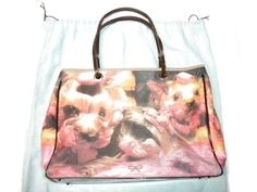 Anya Hindmarch, Ted Baker, Tote Bag, Bags, Style, Fashion, Handbags, Swag, Moda