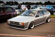 I had this model Scirocco but nowhere near as cool as this one.
