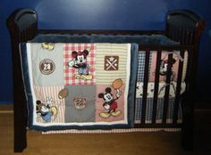 Baby Boy Sports Theme Nursery Ideas: I came here to find some baby boy sports nursery ideas because my husband who is a dyed in the wool sports nut is simply over the moon at the news that