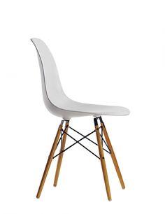 Plastic Side Chair, DSW - Die Klassiker des 20. Jahrhunderts - [SCHÖNER WOHNEN]