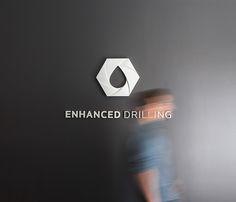 Enhanced Drilling, Branding/Corporate Identity on Behance