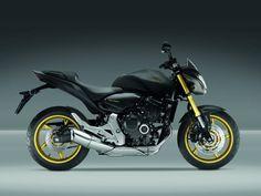 Honda Hornet: Mat Cynos Grey Metallic