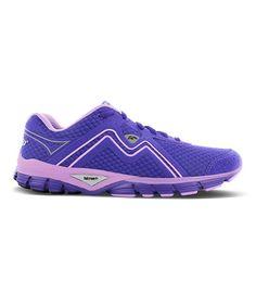 8303620c1f1 Karhu Liberty Purple   Sheer Lilac Steady3 Fulcrum Running Shoe