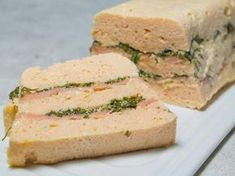 Terrine de saumon frais et fumé au Thermomix Mixing: There are different speed settings for slow mixing, mixing, mixer and blender and turbo mixing options. With the adjustable mixing speed of Thermomix, you can prepare smoothies, milkshake Pro Cook, Buffet, Milk Dessert, Grilled Salmon Recipes, How To Make Dough, Thermomix Desserts, How To Cook Asparagus, Pan Seared Salmon, Food Staples