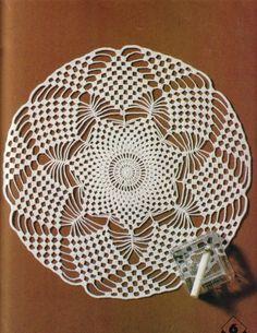 Kira scheme crochet: Scheme crochet no. 2248