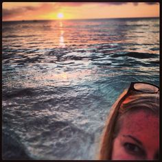 12/31/13 selfie of last sunset 2013