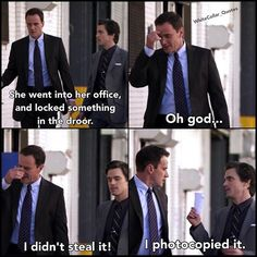 Neal and Peter. White Collar Quotes