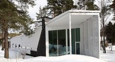 House Apelle by Casagrande Laboratory
