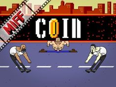 Coin, An Awesome Animated Tribute to Classic Video Games