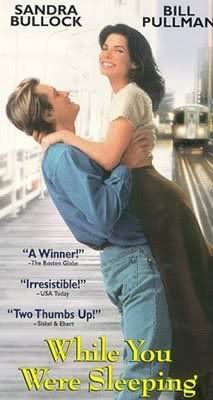 While You Were Sleeping - Sandra Bullock and Bill Pullman