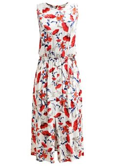 Długa sukienka - blue