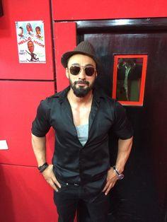 Umair Jaswal beard