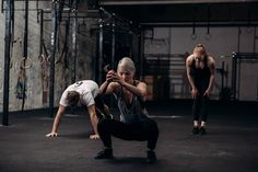 Heldth x Axt Crossfit – Movember Workout