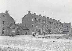 Zonnebloemstraat Nijmegen (jaartal: 1950 tot 1960) - Foto's SERC