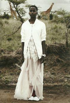 Nairobi Editorial in LOVE Magazine 8d25630401cd