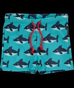 Bañador ajustado Shark