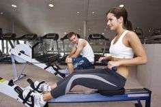 A rowing machine is also referred to as an indoor rower. Rowing machines are capable of providing an intense workout to all the main muscle groups in the body.