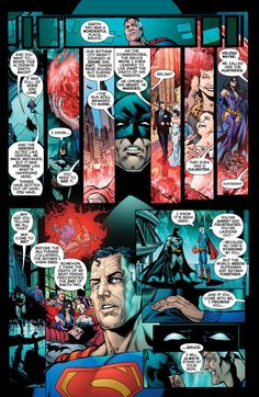 scans_daily | Infinite Crisis #3