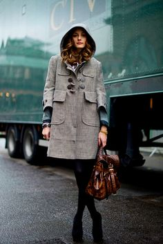 Olivia Palermo. I am obsessed with her style!