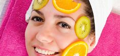 4 Simple Homemade Fruit Packs for Oily Skin