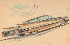 Cadillac - Pete Wozena