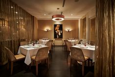 Rasika restaurant in Washington DC