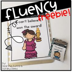 FLUENCY freebie!  Co