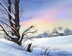 Previous Watercolors | Chery Johnson Art