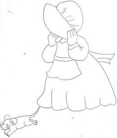 Ellen Bounds: MY PATTERN Applique Quilt Patterns, Hand Embroidery Patterns, Cross Stitch Patterns, Embroidery Designs, Billy B, Sue Sunbonnet, Hardanger Embroidery, Sewing Appliques, Machine Applique