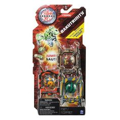 Bakugan Mechtanium Surge CAMO Bakutrinity 3PackRandom Colors! by Spin Master. $11.67. Packs will be chosen at random. All new release trinity packs. All 3 Bakugan have 1000+G's, Includes 3 metal gate, 3 ability cards. Product Features    All 3 Bakugan have 1000+Gs, Includes 3 metal gate, 3 ability cards    Packs will be chosen at random. All new release trinity packs