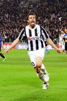 Alessandro Del Piero. Immenso.