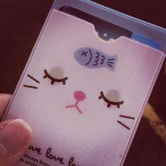 cute card case