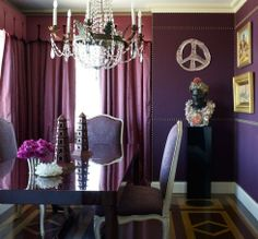 Introducing Radiant Orchid, Pantone's 2014 Color of the Year