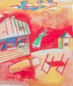 Paintings Orderly Maximum Card Art Josep Maria Sert Spain 1966