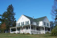 The Alpine Homestead Bed & Breakfast | Adirondacks New York | Gore Mountain Region Accommodations
