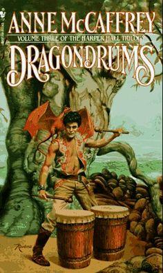 All of the Dragonridgers & Pern books by Anne McCaffrey    eb :)
