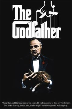 I will never forget the weekend I banged out the entire Godfather trilogy! Classic