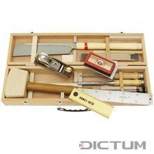 Werkzeugkoffer, bestückt, 9-teilig