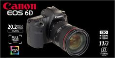 Canon EOS 6D kit II with EF 24-70L IS USM without Wifi and GPS Rp.27.790.000.- | Bonus Battery LP-E6 + Backpack, Berlaku s/d 11 Agustus 2013