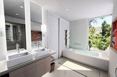 dhk architects Architects, Bathtub, Bathroom, Standing Bath, Washroom, Bathtubs, Bath Tube, Full Bath, Building Homes