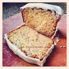 Gluten-free Almond Poppyseed Pound Cake from www.meganlierman.com