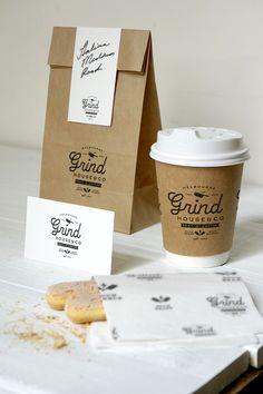 Grind House Melbourne on Behance