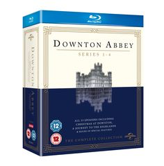BARGAIN Downton Abbey – Series 1-4 [Blu-ray] JUST £18 At Amazon - Gratisfaction UK Bargains #bargains #downtownabbey