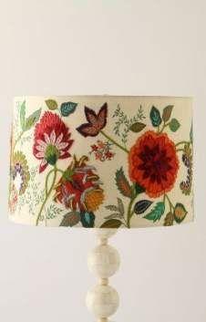 Like this lamp shade. cammie_webb Like this lamp shade. Like this lamp shade. Victorian Lamps, Table Design, Garden Lamps, Shade Garden, Bohemian Decor, Boho, Home Lighting, Unique Lighting, Lighting Shades