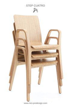 Hochwertige Design Sitzmöbel für Festsäle, Innenarchitektur  Gastronomie, Bildungs- und Kulturobjekte. Wir sind auf stapelbare Stühle  spezialisiert und liefern Bankettstühle aus Holz und Metall. Telefonische  Anfrage unter +43 699 1599 0977    #sitzmoebel, #bankettstuehle #RiesProDesign Form Design, Outdoor Chairs, Outdoor Furniture, Outdoor Decor, Esstisch Design, Modern, Lounge, Trends, Interior Design